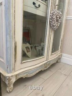 Beautiful Unique Shabby Chic French armoire