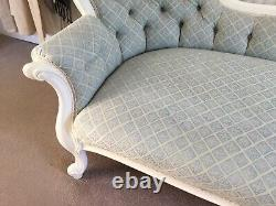 Beautiful chaise longue French Shabby Chic used