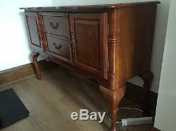 French Antique Shabby Chic Vintage Sideboard Side Table