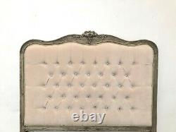French Kingsize Joann Bed Weathered Oak Shabby Chic Hand Made Brand New