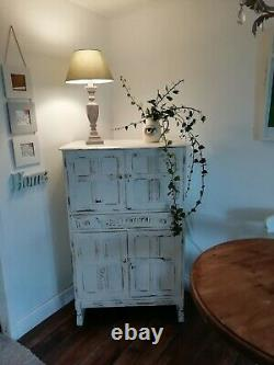 French Shabby Chic Cocktail Cabinet