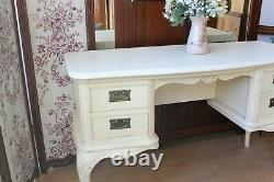 French Shabby Chic Style Willis And Gambier Dressing Table