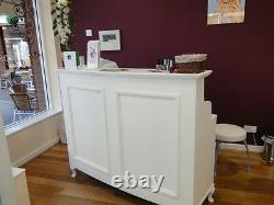 Reception Desk Cash Desk Salon and Retail French Style Shabby Chic