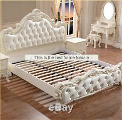 Rococo Bed, KING SIZE, Shabby Chic Bed, Baroque Bed, French Style Bed