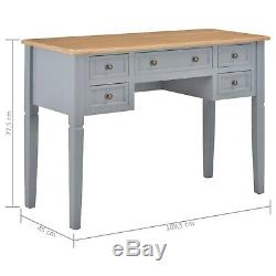 Shabby Chic Writing Desk Bureau Antique Vintage French Country Style Dressing
