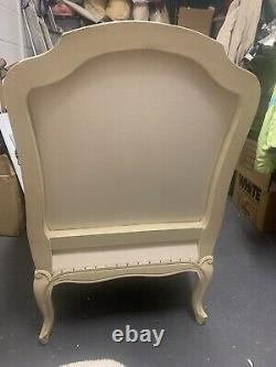 Sweet Pea & Willow french shabby chic chair (recycling Or Reupholster Job)